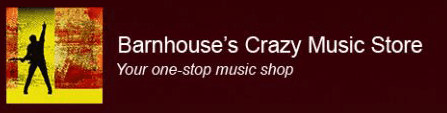 Barnhouse Crazy Music is your one-stop music shop in Columbia, MO